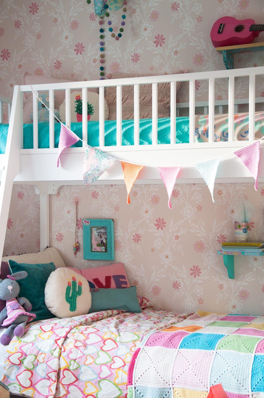 Tips och inspiration när du ska inreda barnrummet - Fröken Turkos : måla barnrum : Barnrum