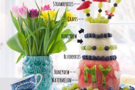 Malin tårta