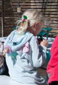 Birthday party / Barnkalas by Fröken Turkos- Miss Turquoise