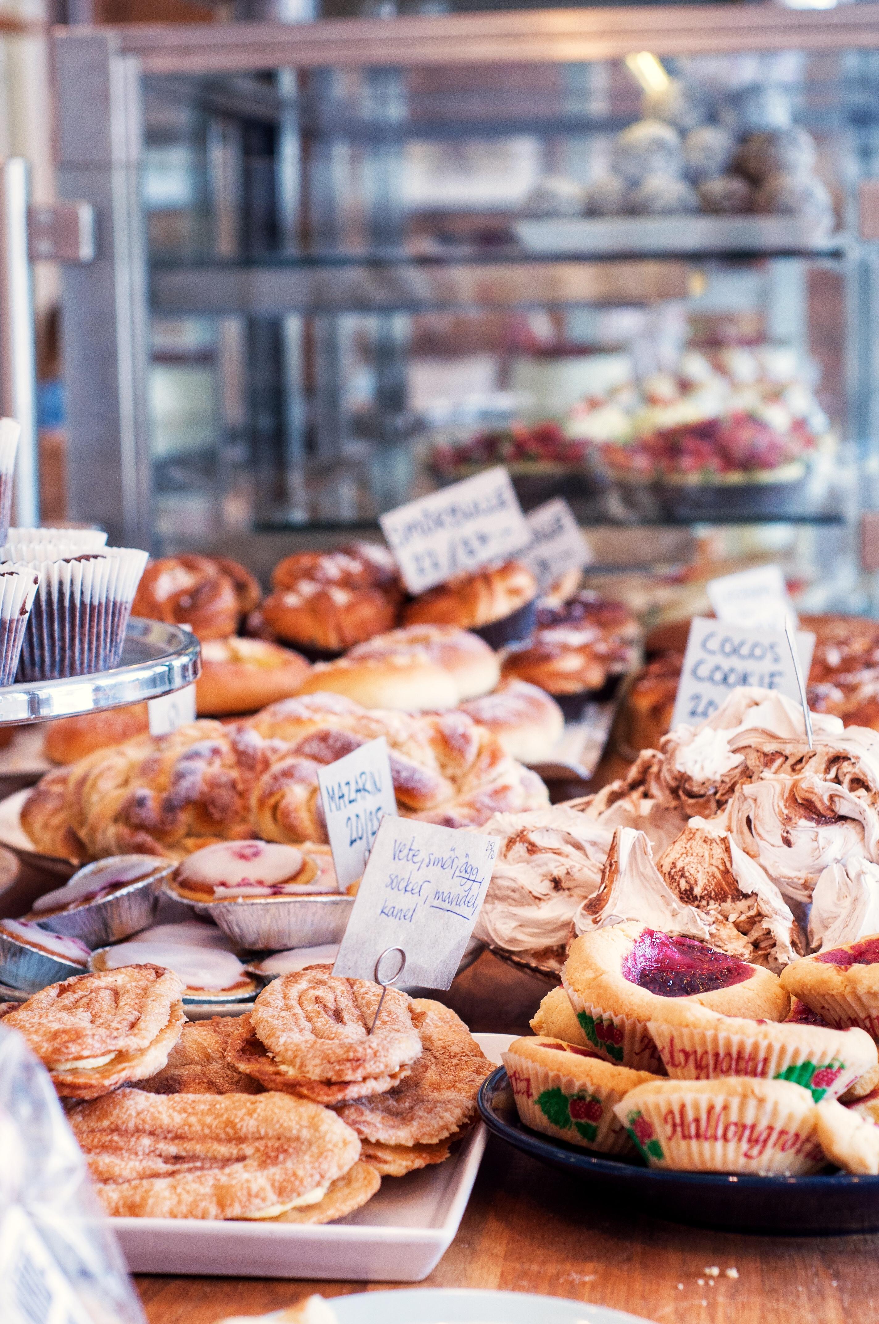 Nordgårdens bageri, Fröken Turkos - Miss Turquoise