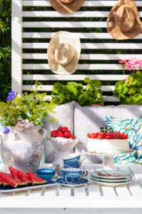 Inred din altan för sommarhäng - Fröken Turkos