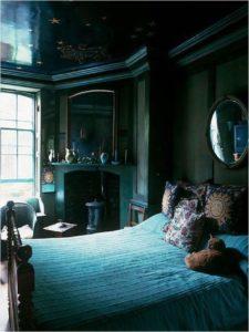 10 vackraste sovrummen i blått