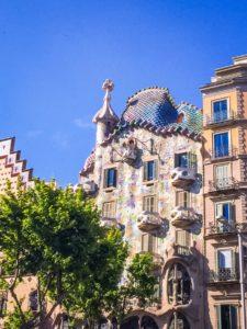 Resespecial: Berömda hus i Barcelona