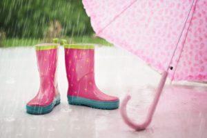 I ur och skur med din regnjacka – 10 våta tips!