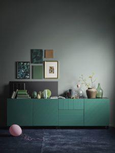 Äntligen Ikea – Färg!