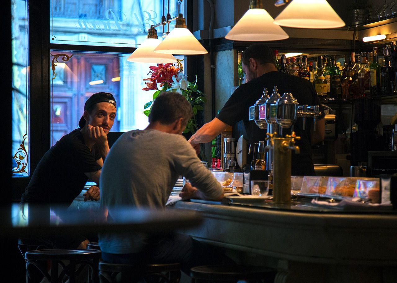 Bar i Barcelona