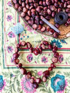 DIY – Inspireras av höstens vackra kastanjer