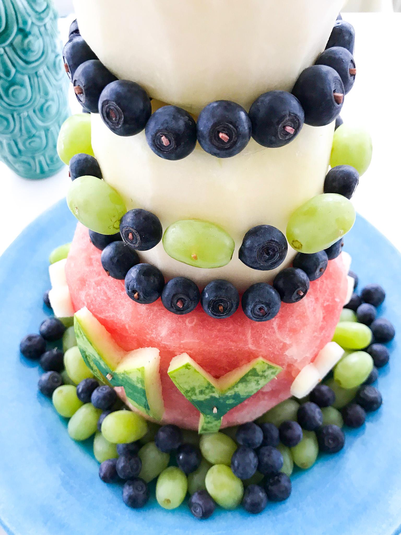 Melontårta