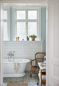 Går du i renoveringstankar? Här är badrum med känsla av lyx