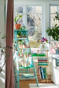 DIY Odlingsstege – Fröken Turkos + Panduro återanvänder och skapar unika, hållbara möbler