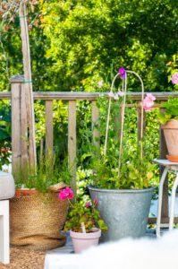 Inred din uteplats för skönt sommarhäng!