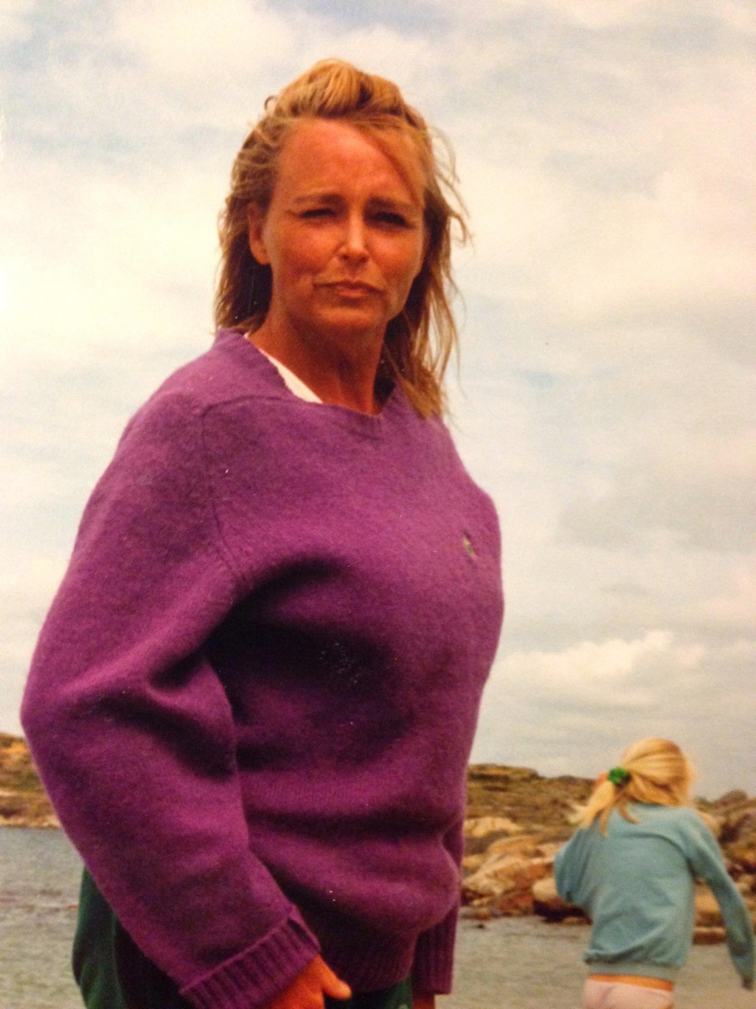 Min mamma - Passion för färg - Fröken Turkos