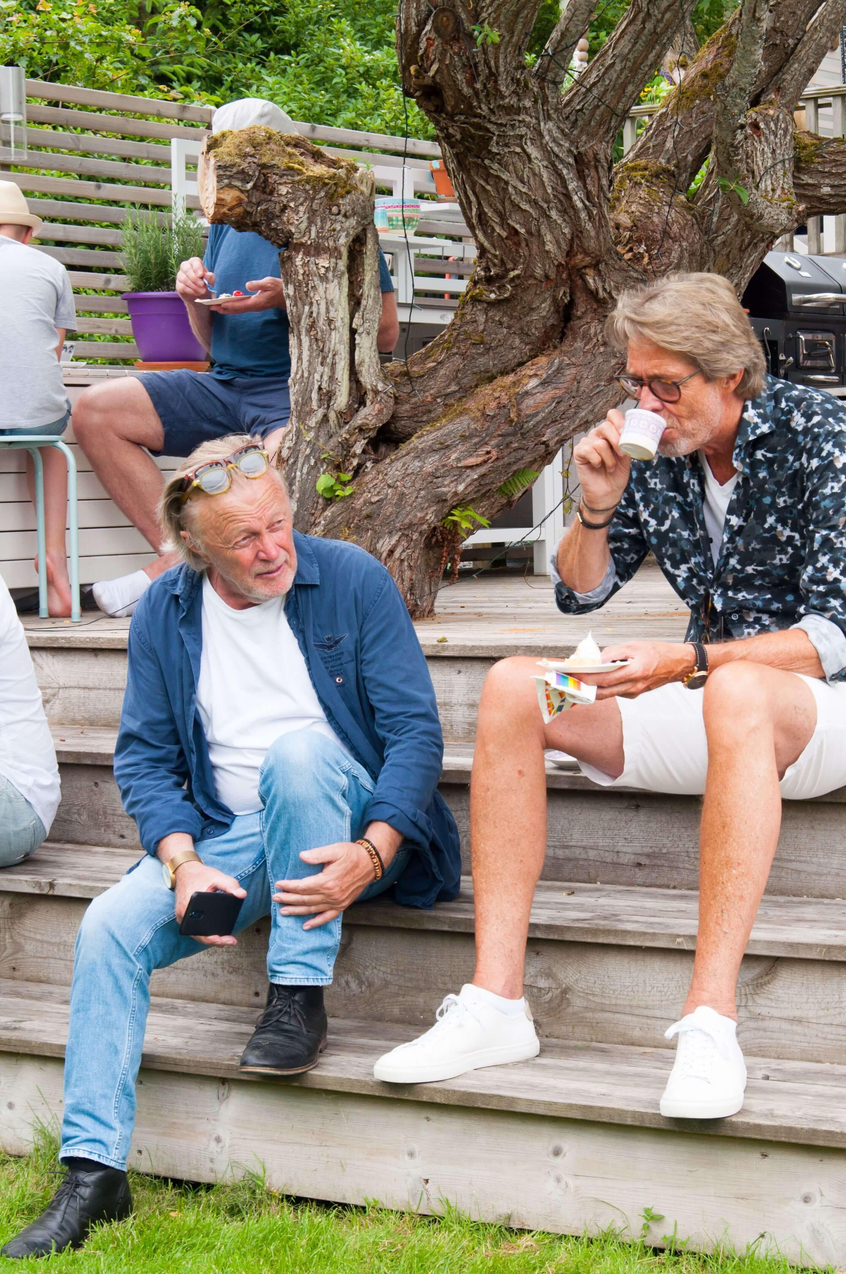 Sommarfest med Fröken Turkos - Leonor Juhl K