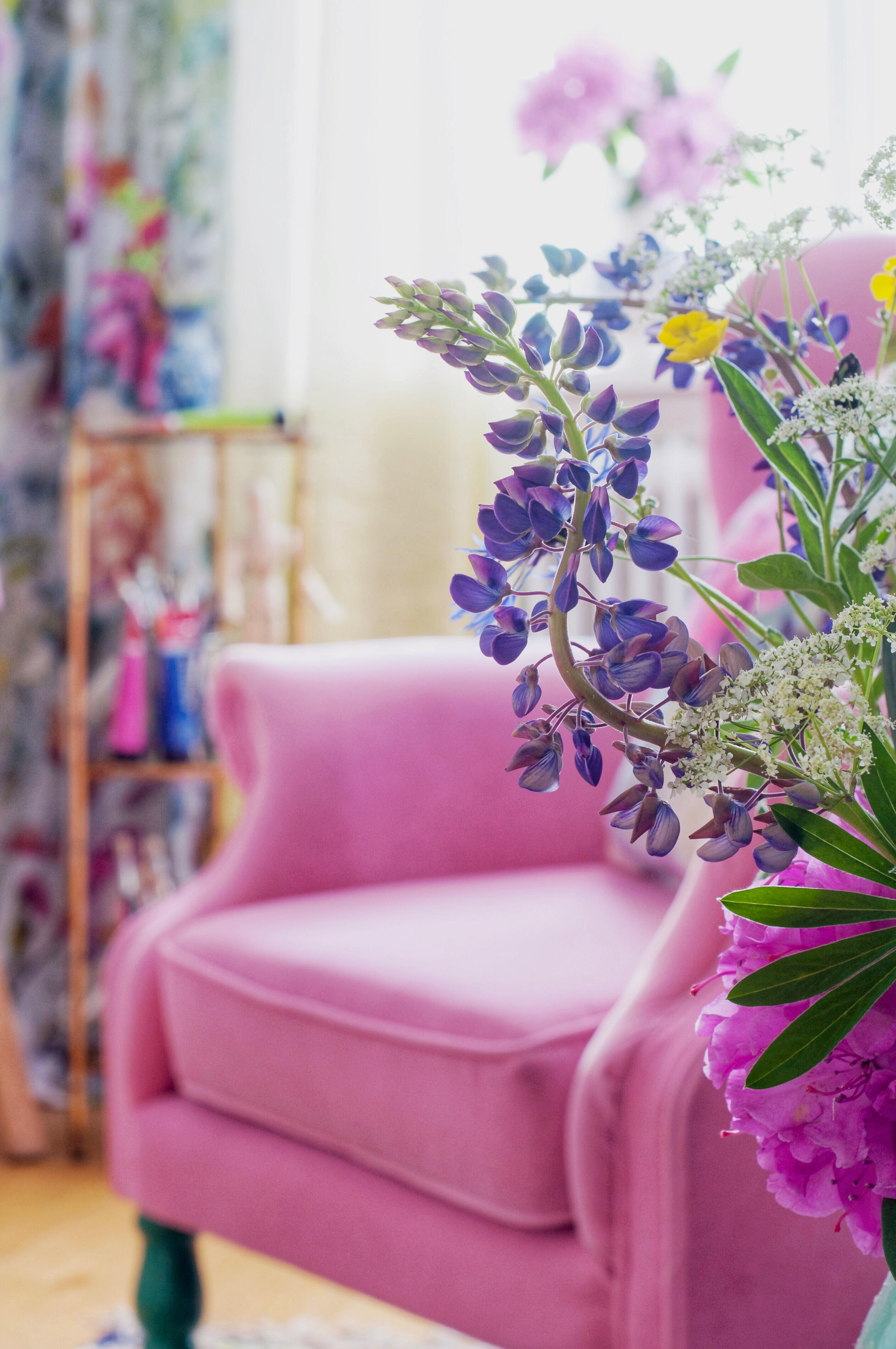 Hur du skapar vackra färgkombinationer, färglära, Fröken Turkos - Leonor Juhl K
