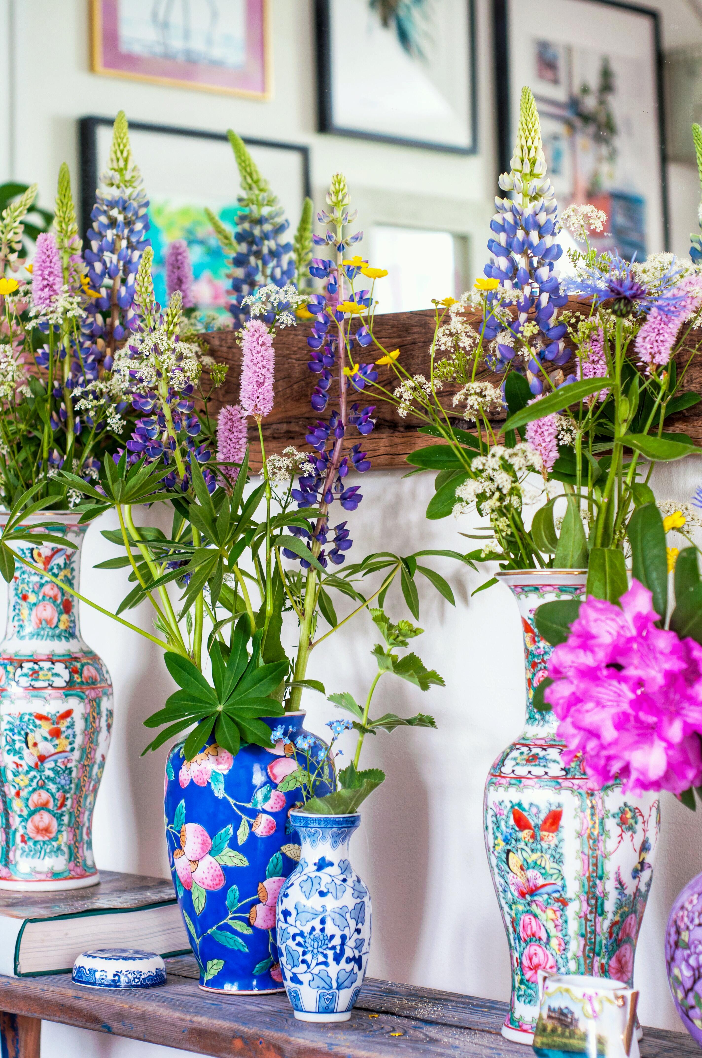 Hur du skapar vackra färgkombinationer, Designers Guild, Fröken Turkos - Leonor Juhl K