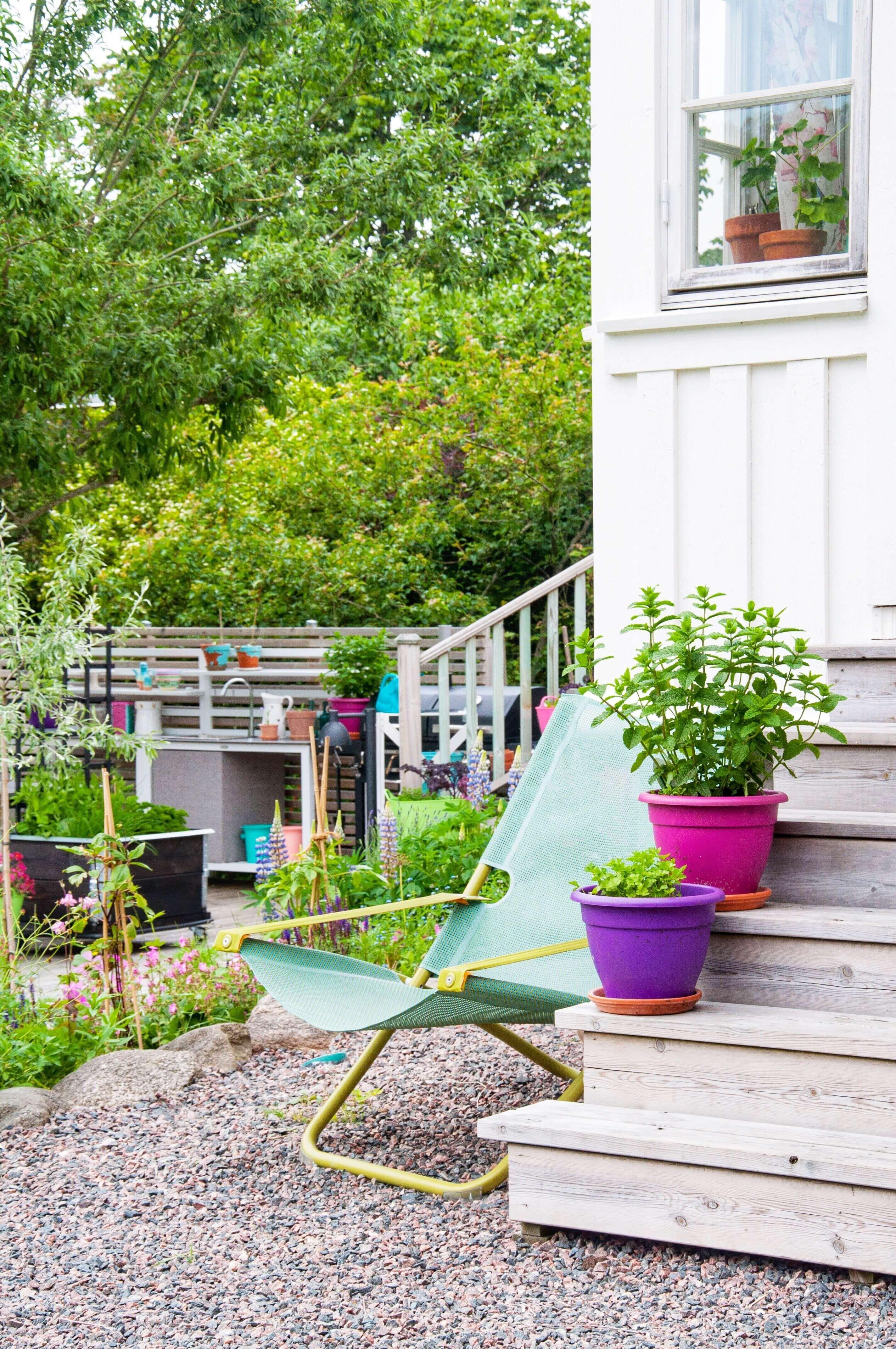 Odla i odlingslåda och kruka - Trädgård - Nilssons plantskola - blommor och bin, Leonor Juhl K - Fröken Turkos