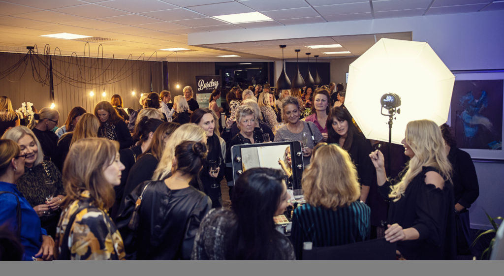 Det kvinnliga nätverket Studio25 - Åsa på People Agency