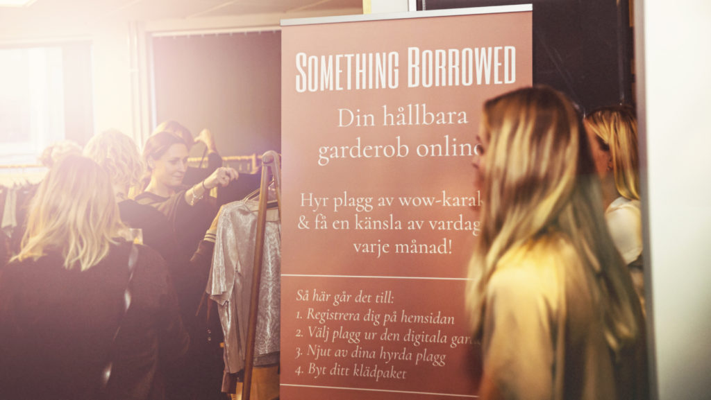 Det kvinnliga nätverket Studio25 - Something Borrowed
