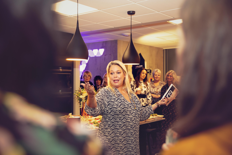 Det kvinnliga nätverket Studio25 - Ulrika Sohtell