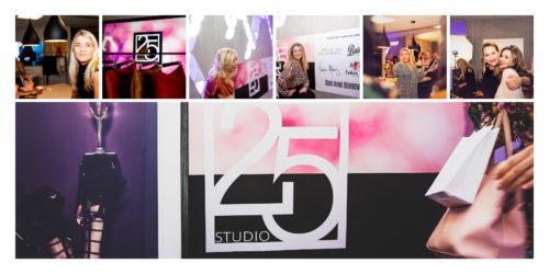 En magisk kväll med Studio25 – fylld med glädje, smaksensationer och systerlig pepp