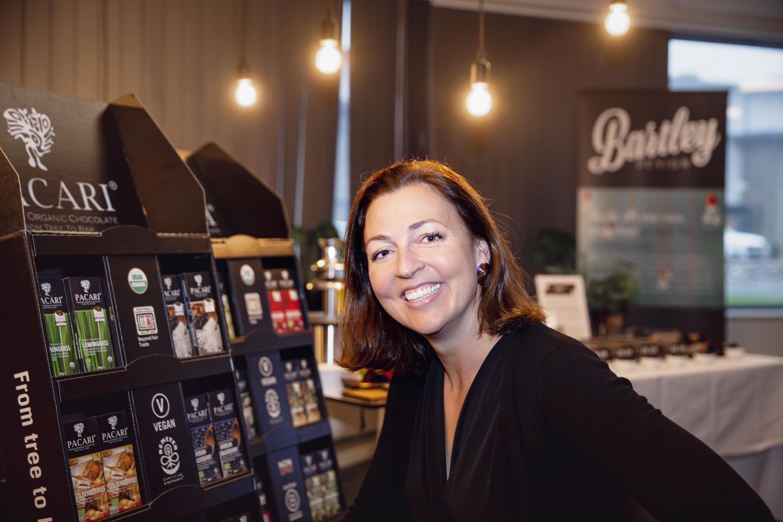 Det kvinnliga nätverket Studio25 - Kirsten på Pacari