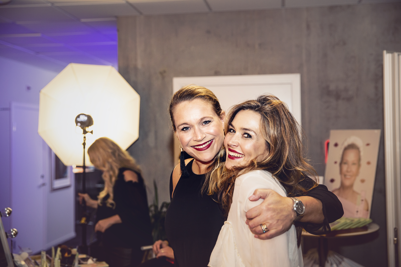 Det kvinnliga nätverket Studio25 - Viktoria Hallenius och DJ Malin