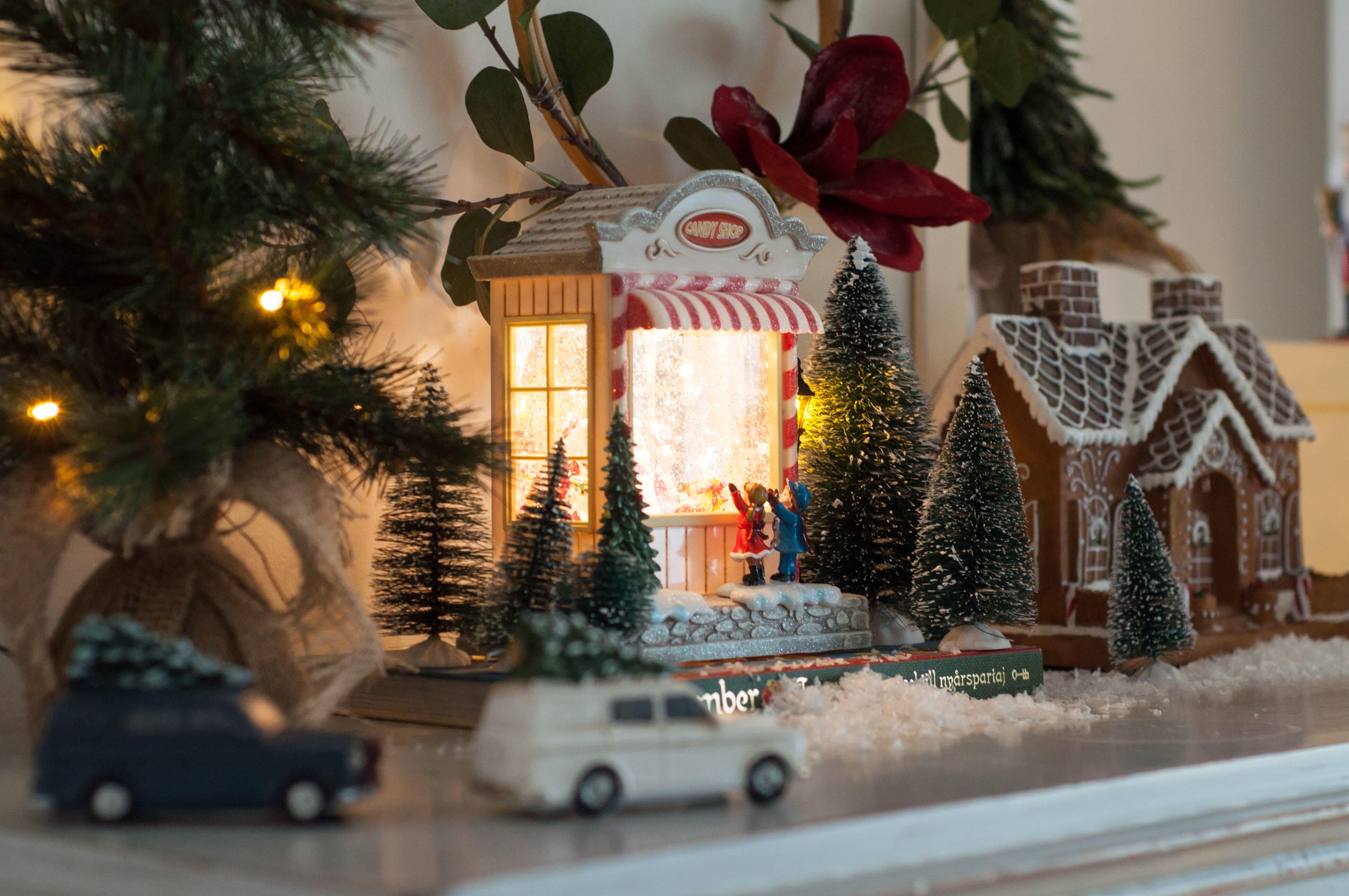 Fira jul med Hornbach av Leonor Juhl K
