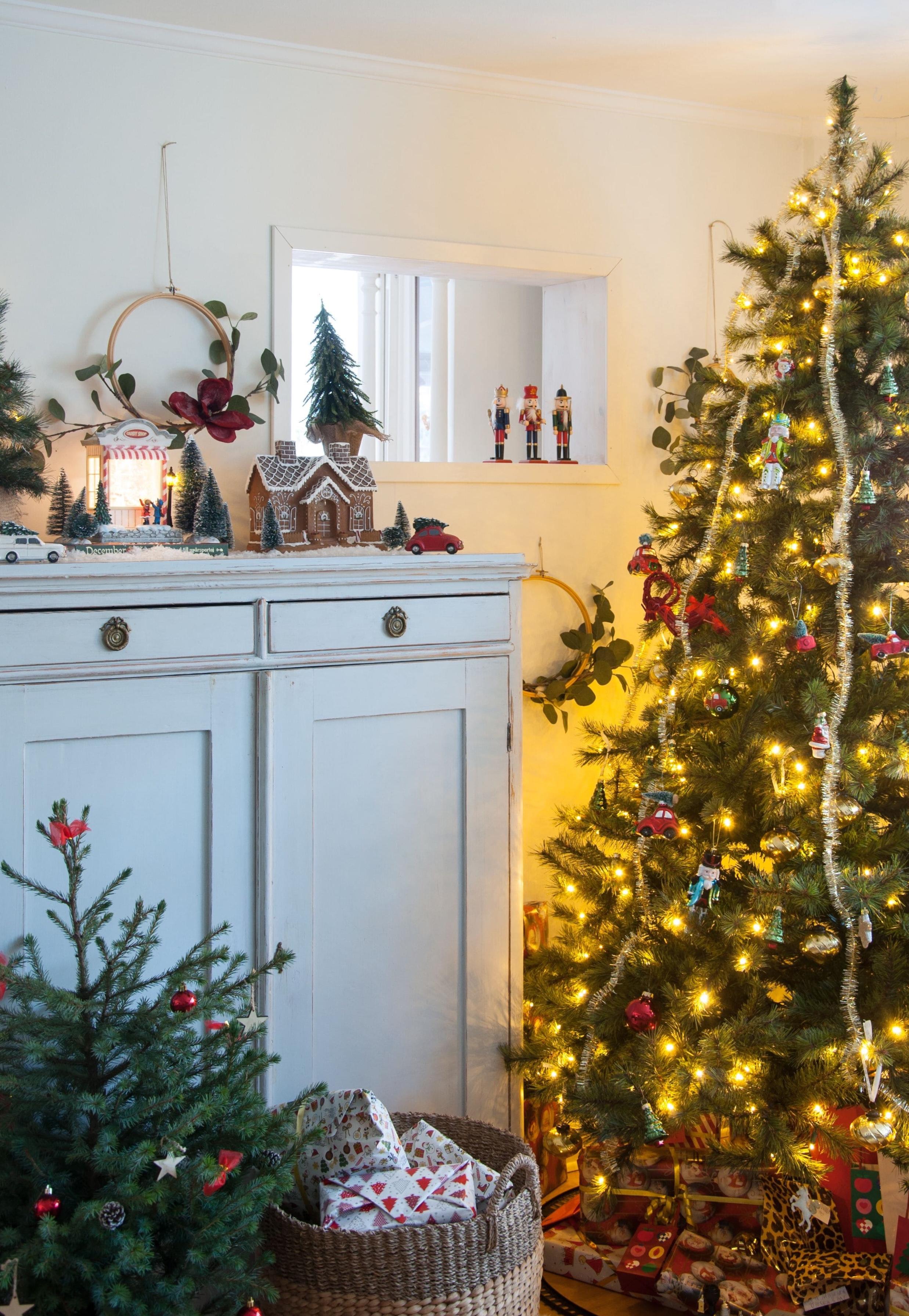 Julkransar. Fira jul med Hornbach av Leonor Juhl K