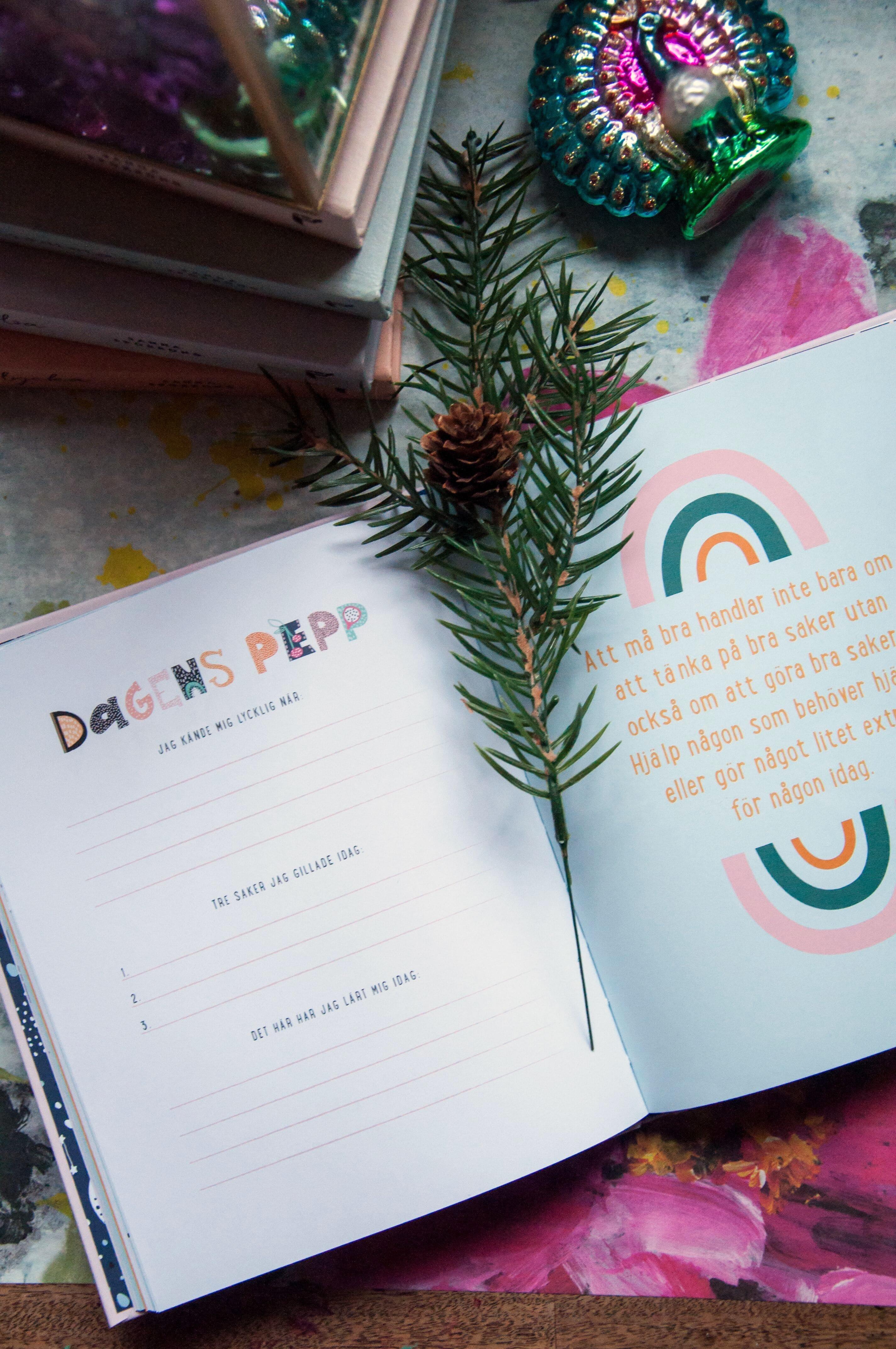 Hårda klappar - Bästa böckerna du ger bort i julklapp. Min peppbok av Sanna Sporrong. Foto: Leonor Juhl K