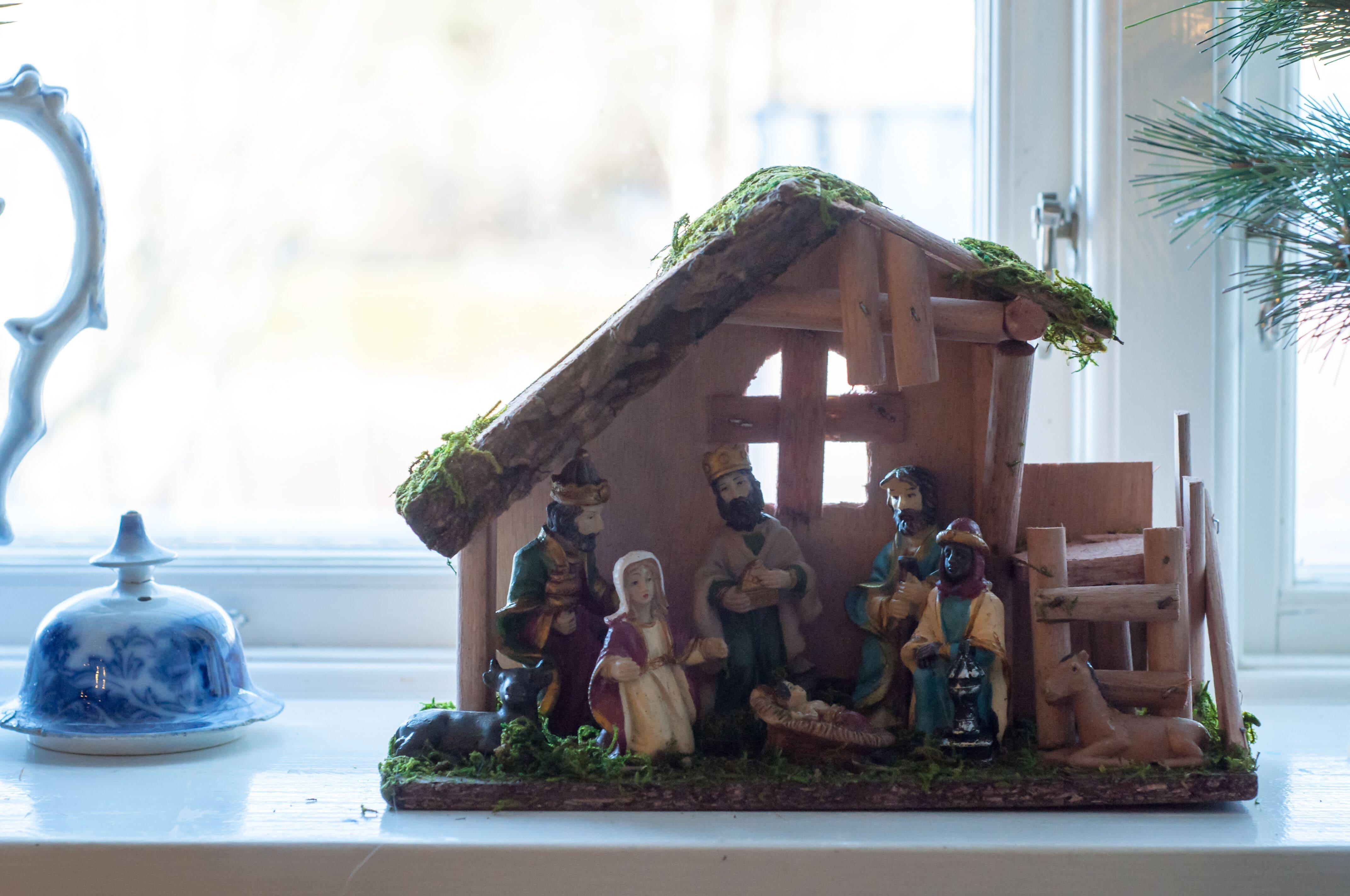 Julkrubba. Fira jul med Hornbach av Leonor Juhl K