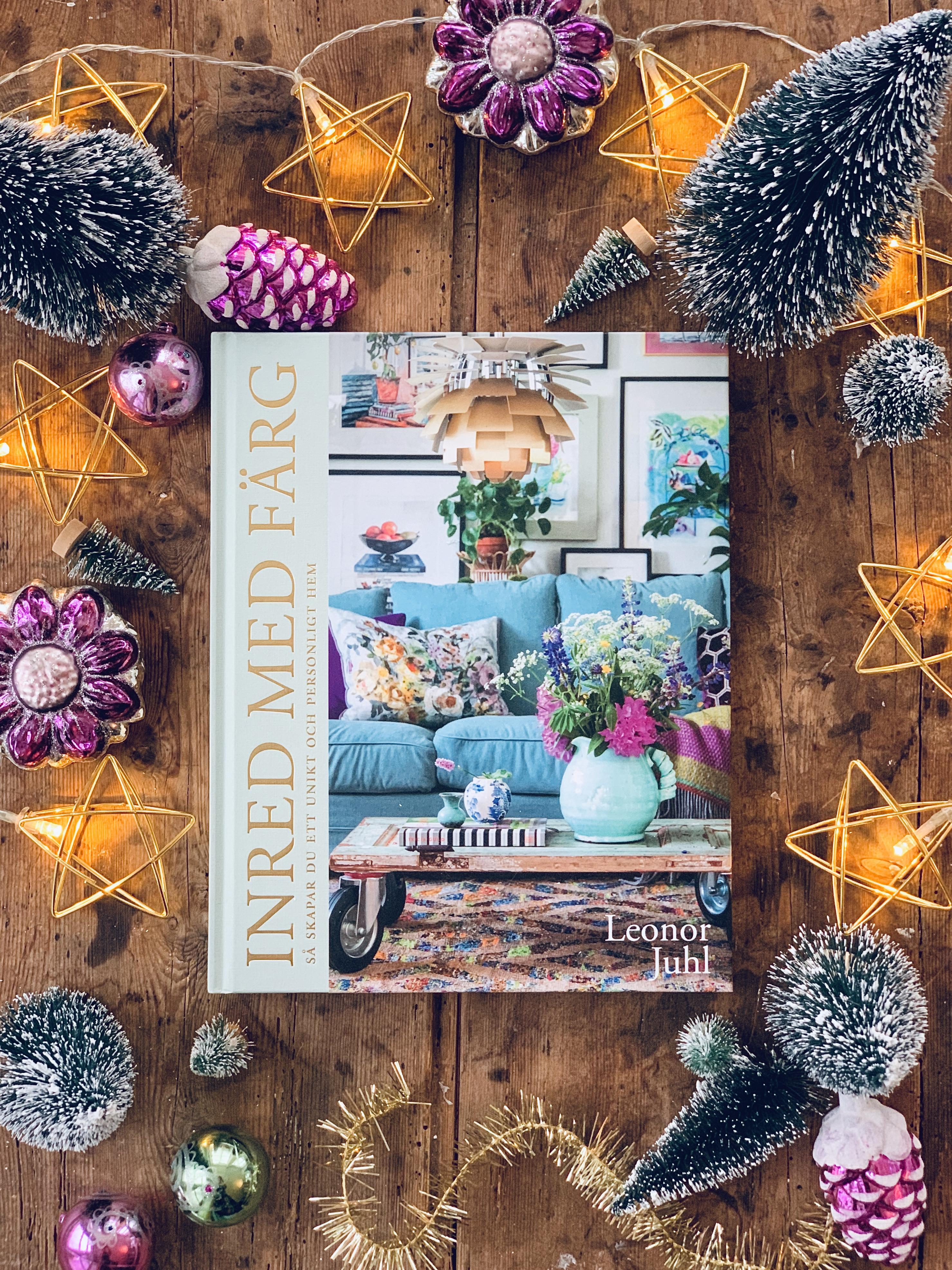Julklappstips - Inred med färg av Leonor Juhl
